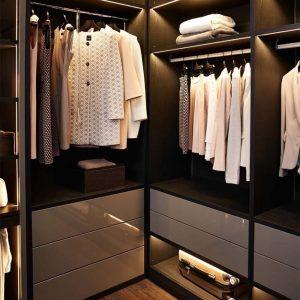 гардеробные на заказ челябинск